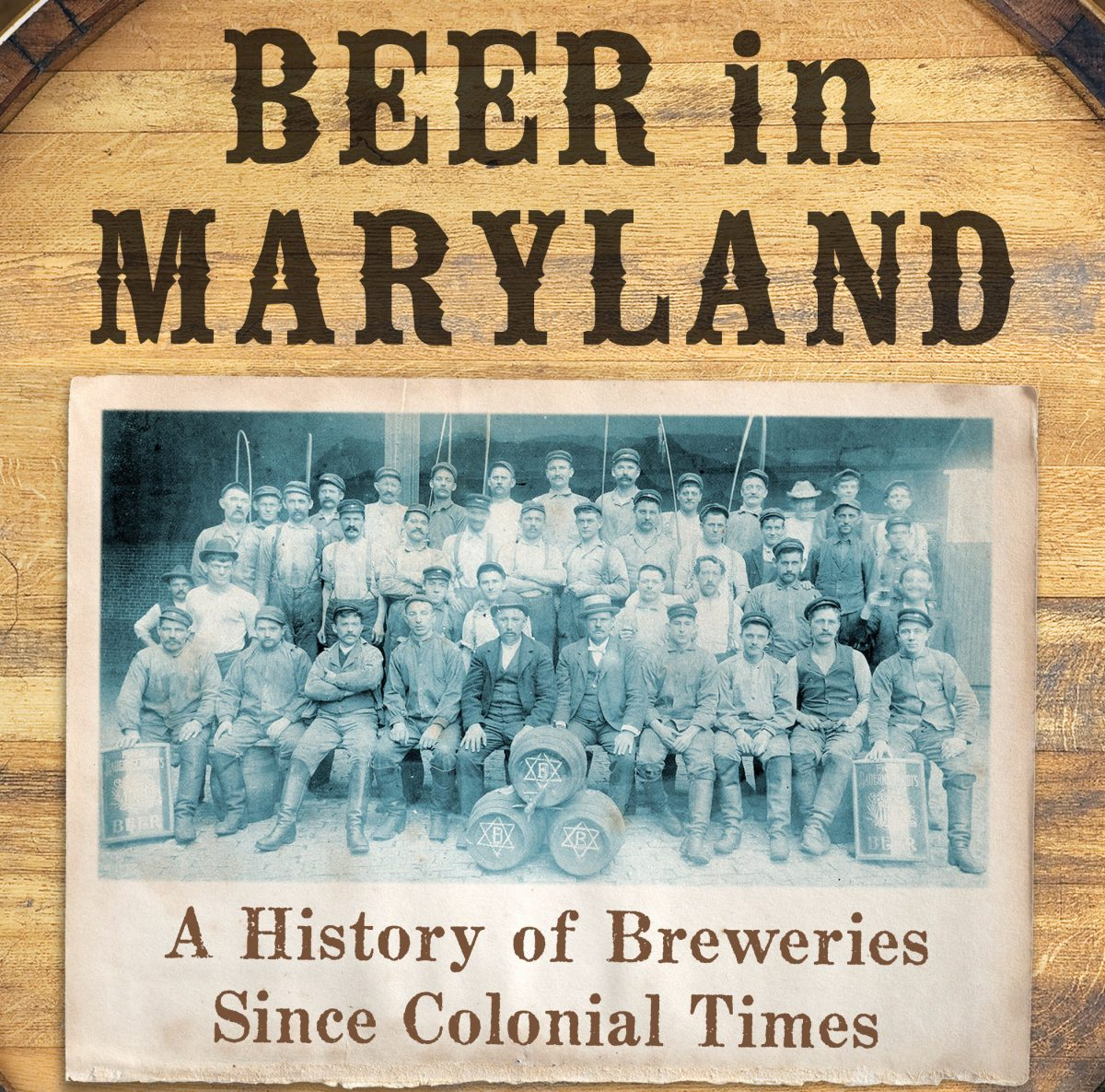 Brewed in Maryland